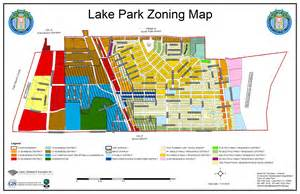 lake county florida zoning map zoning map town of lake park