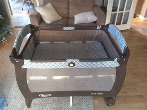 Play Pen Graco Pack N Play Saanich Victoria Mobile Graco Pack N Play Changing Table Attachment