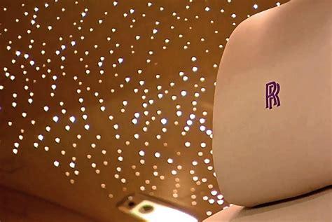 bentley inside roof rolls royce options rolls royce starlight headliner price