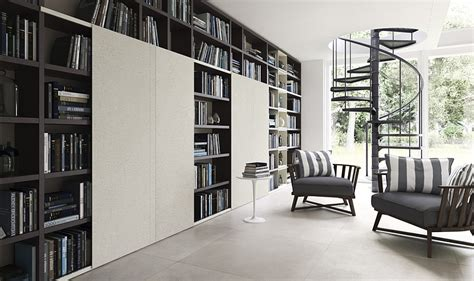 modern home library interior design contemporary residing room wall units for who