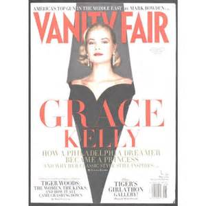 Vanity Fair Magazine For Sale 2010 Vanity Fair Magazine Grace Cover Quot How She