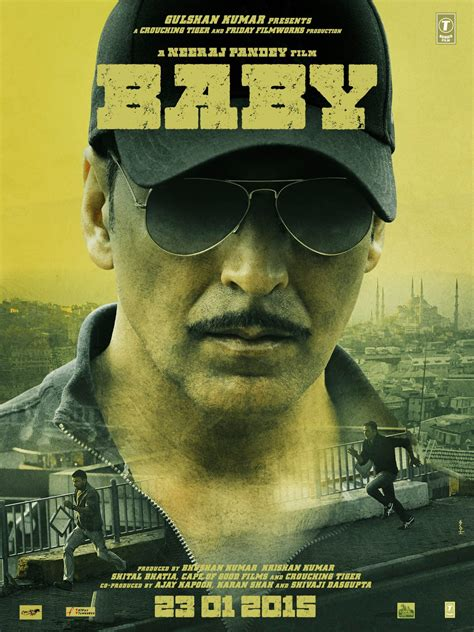 Baby 2015 film theatrical poster first look