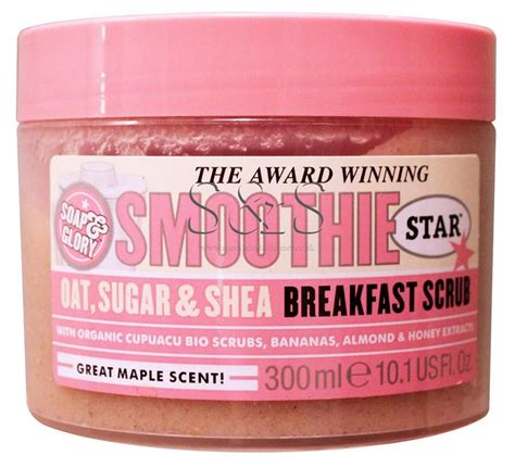 Soap And Detox Scrub Review by Soap Smoothie Breakfast Scrub Reviews Photos