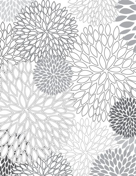 cool coloring pages of flowers 278 best coloring pages images on coloring