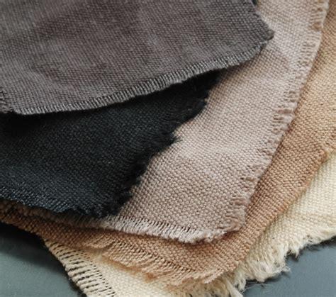 canapé daim caravane chanvre chanvre teint