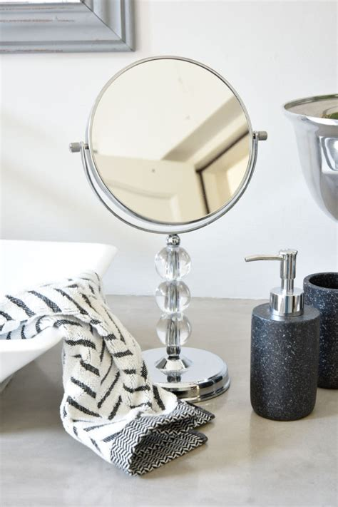 black  white bathroom ideas weekend makeover sa