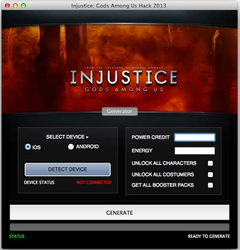 injustice android hack injustice gods among us hack android ios hacksbook