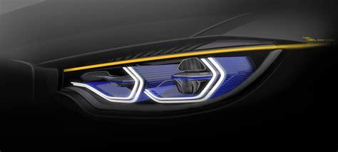 bmw laser bmw m4 concept iconic lights brings intelligent laser