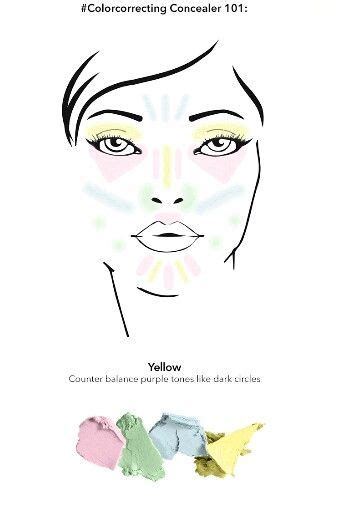 how to color correct makeup color correcting concealer concealer