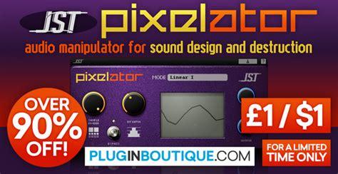 Jst Producer Bundle 2 jst pixelator on sale for 1 usd 50 producer bundle 1 upgrade