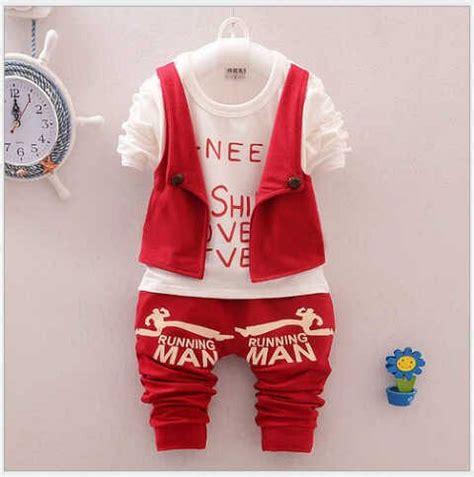 Baju Anak Laki Laki Pakaian Anak Setelan Anak Singlet Anak Obl 2 model baju anak laki laki jaman sekarang keren terbaru