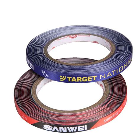 tennis rubber protector aliexpress com buy 1cm 25m sanwei original edge tape