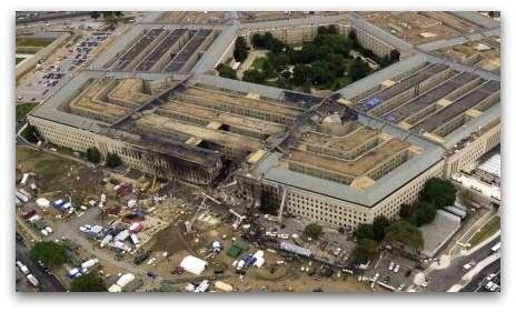 Photo Op The Pentagon by Remembering September 11