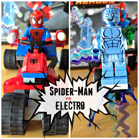 best gifts for spiderman fans spider man vs electro who s going to win find out