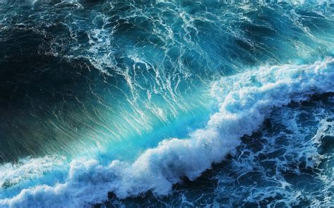 ocean wallpaper for macbook waves peace wave station