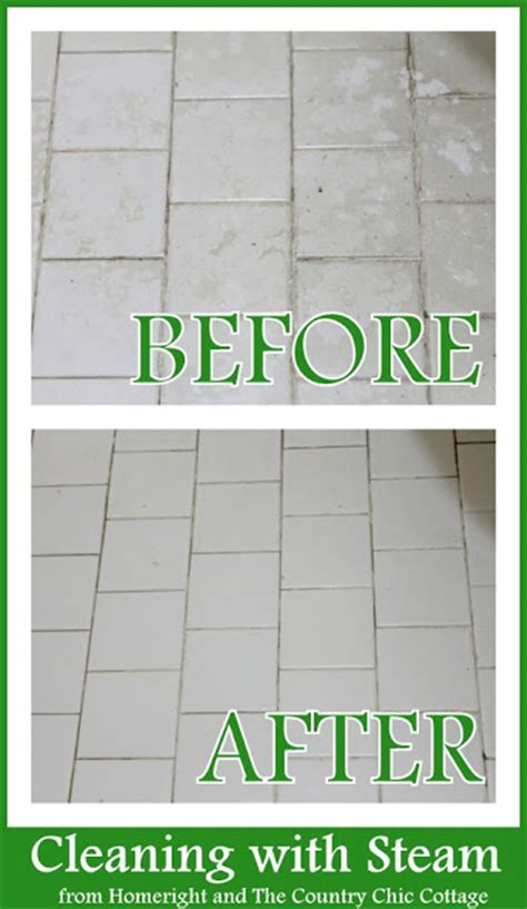 steam clean bathroom tile steam cleaning 10 uses for a steammachine homeright