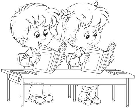 no school coloring page imagenes de dibujos para colorear de ni 241 os