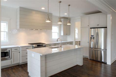 revere pewter kitchen carrara marble shiplap vent