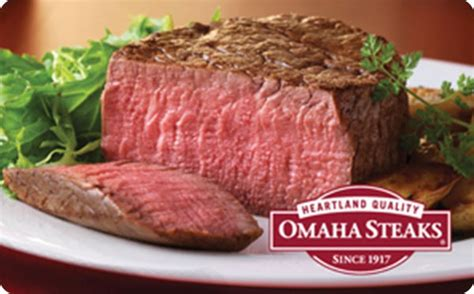 Omaha Steaks E Gift Card - omaha steaks gift card