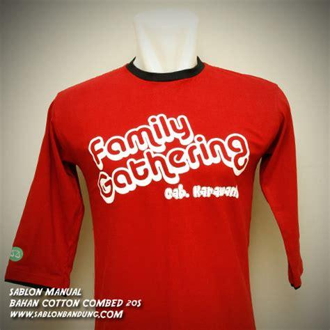 design baju family gathering 25 model kaos family gathering dan event outing terbaru