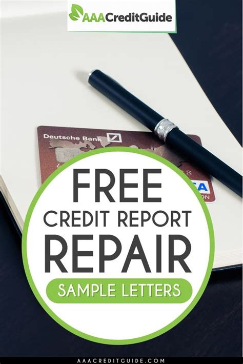 Free Credit Repair Letters Free Credit Repair Sle Letters For 2017 Credit Report Bureaus And Credit Bureau