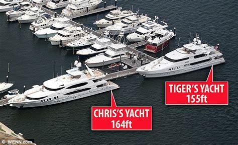 how does the open boat end elin nordegren s billionire boyfriend has a bigger yacht