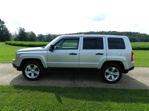2011 Jeep Patriot Mpg Sell Used 2011 Jeep Patriot Sport Utility 4 Door 2 4l In