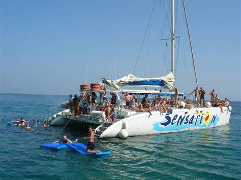 catamaran barcelona palma catamaran party barcelona experitour