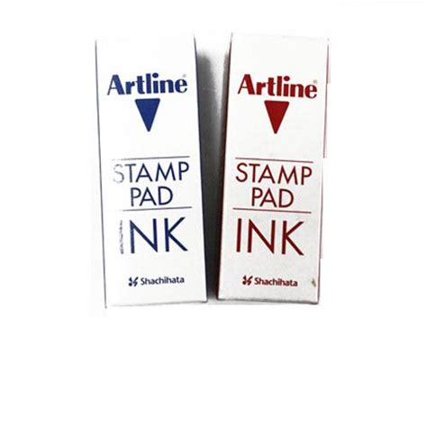 Tinta Stempel artline tinta stempel