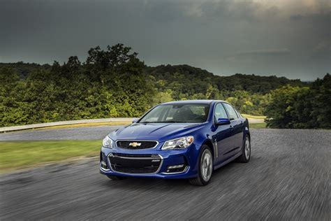 chevrolet ss 2016 chevrolet ss sedan revealed gm authority