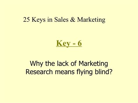Part Time Mba In Sales And Marketing by 25 To Sales Marketing 2