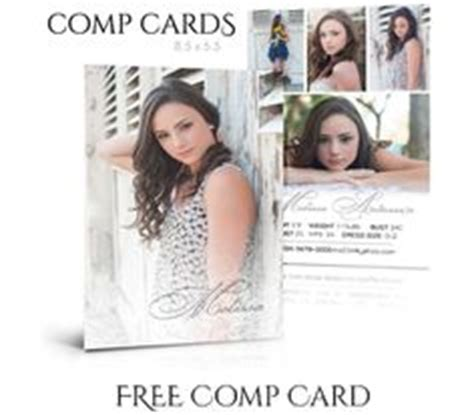 free comp card template 1000 images about freebies ashe design on