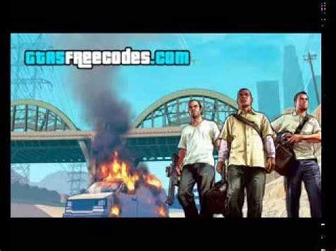 gta 5 codes dlc gratuits ! youtube