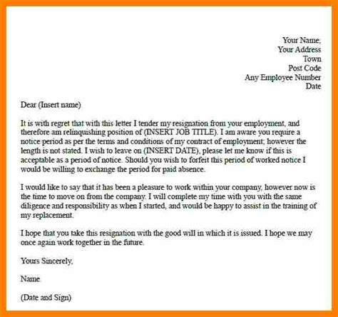 Resignation Letter Sle Not Happy Company resignation letter uk best image wallpaper