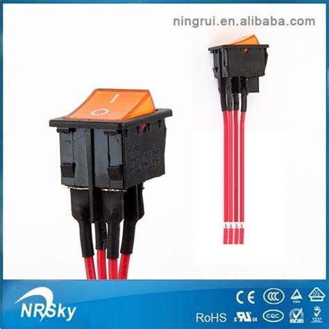 lighted rocker switch 5 pin wiring diagram facbooik for