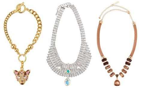Julien Macdonalds Range Of Jewellery For H Samuel The Bag by Julien Macdonald Launches His Debut Jewellery Line With