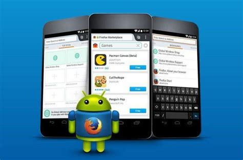 firefox android firefox 34 brings a lot of changes including chromecast support