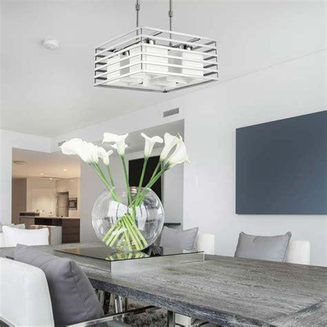 lampara techo cell plata  luces estilo moderno