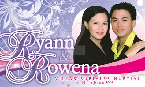 Wedding Banner Layout by Wedding Banner By Enairatm On Deviantart