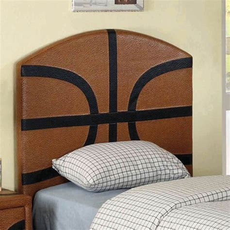 Basketball Headboard by Sports Basketball Panel Headboard Modern