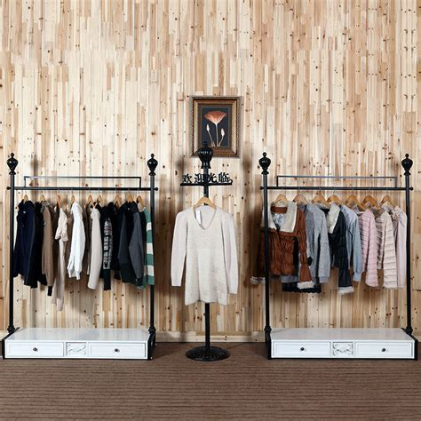 high end clothing store display racks high quality womens