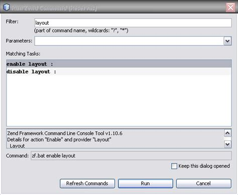 netbeans zend tutorial zend framework 8 creando una plantilla del sistema