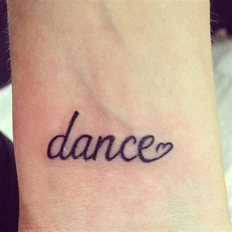 heartbeat dance tattoo dance tattoo image 2031657 by saaabrina on favim com