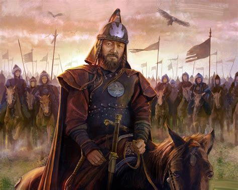 genghis khan otomano mongol hordes mongol war art pinterest soldados