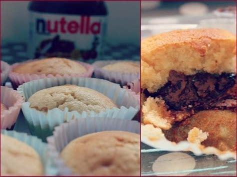 elsamakeup cuisine recette muffins nutella