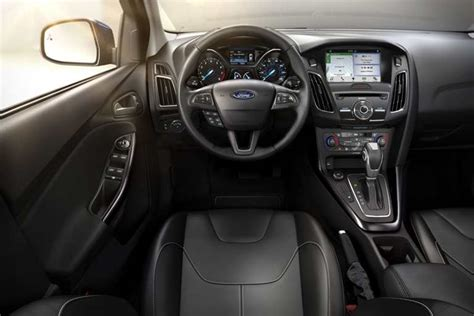 Ford Focus Interior by 2017 Ford 174 Focus Sedan Hatchback Photos