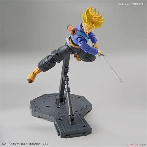 figure parts figure rise standard saiyan trunks plastic model