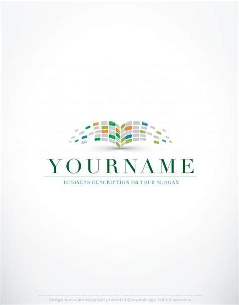 logo design digital digital book online logo free business card