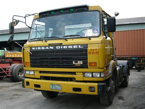 nissan truck diesel image gallery nissan diesel