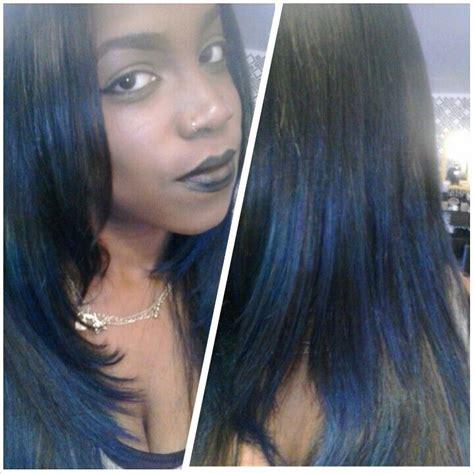 hair color black or midnight blue with subtle highlights or ombre brown blonde platinum grey virgin hair colored jet black w subtle dark blue